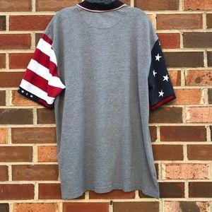 Redhead patriotic shirts